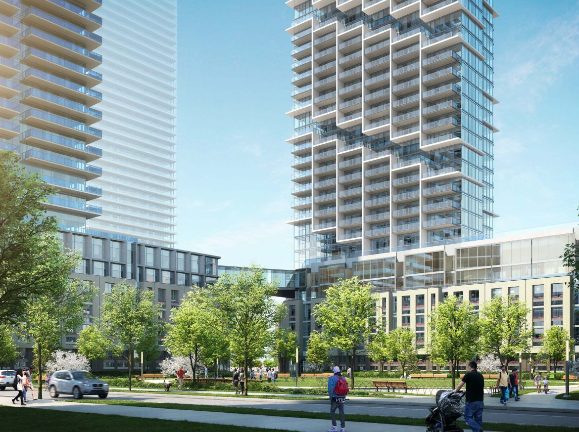 TC4 Condos Vaughan Sales Start April 2019