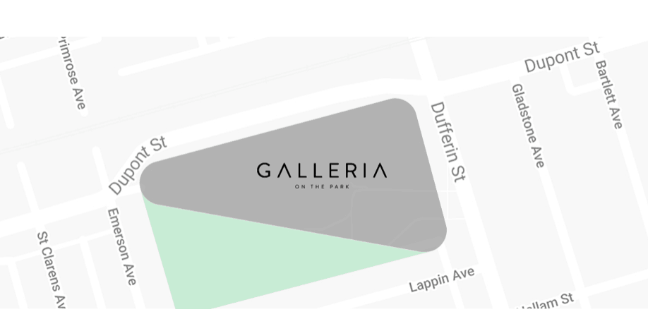 First Look: Galleria On The Park 3