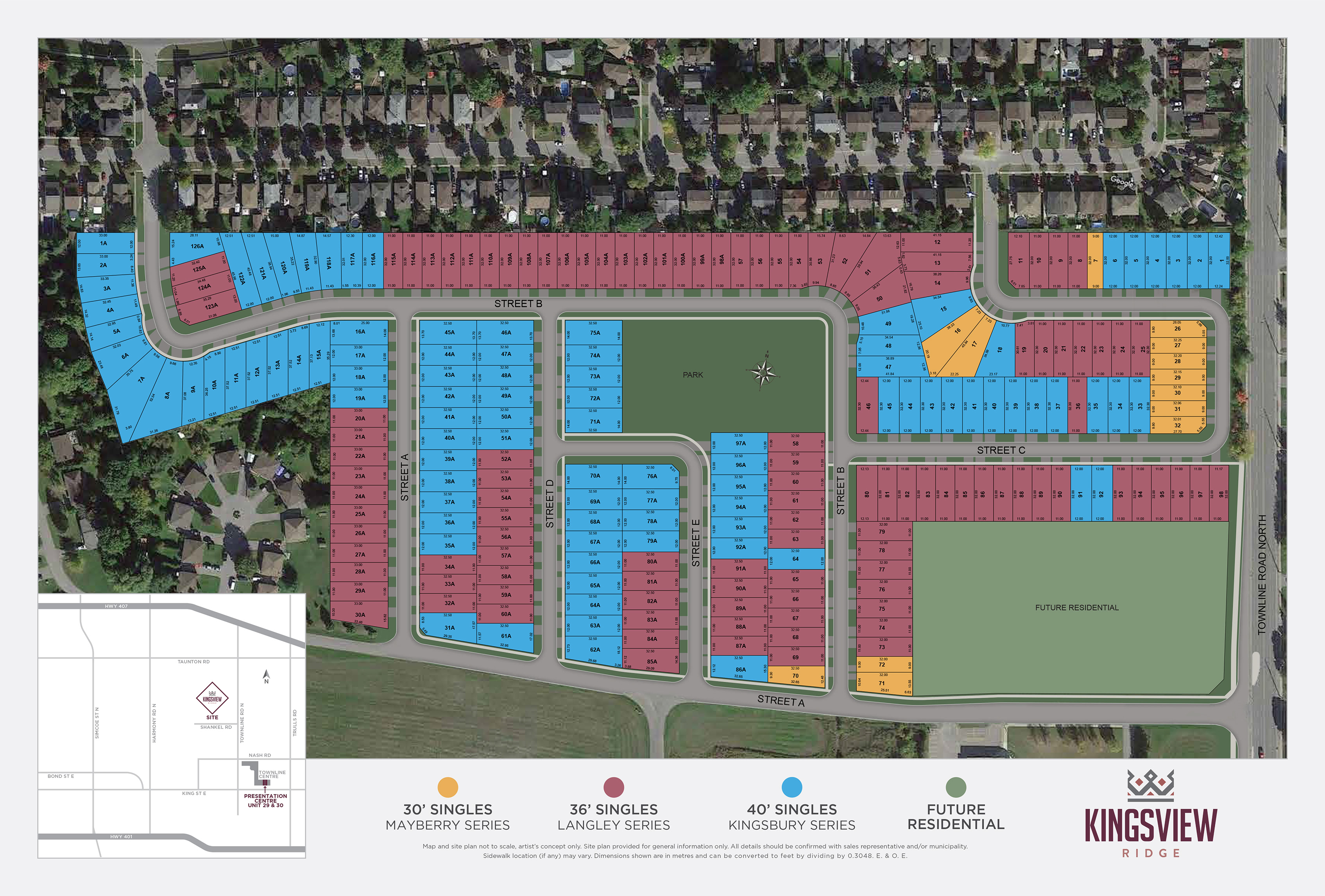 Kingsview Ridge in Oshawa - Single Detached homes 2